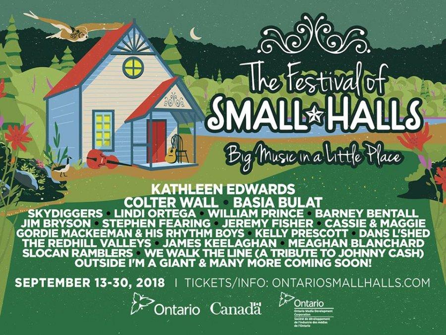 Barney Bentall/Mayhemmingways at MAC - Ont. Festival of Small Halls