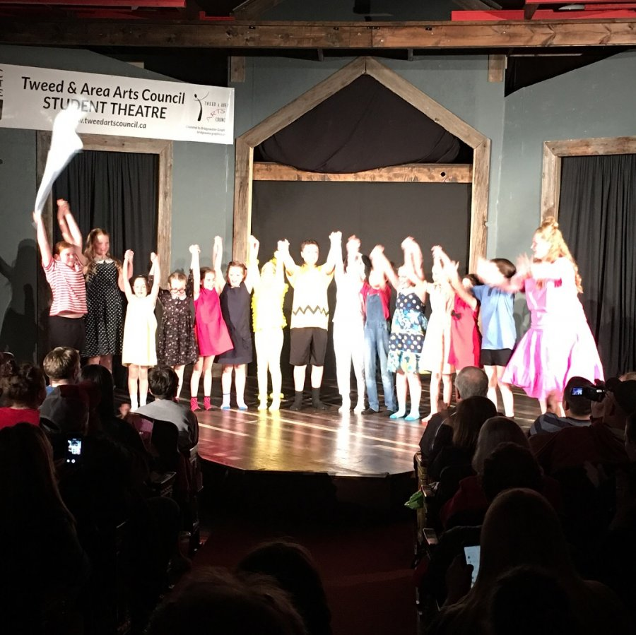 Marble Arts Student Theatre - Spring Show