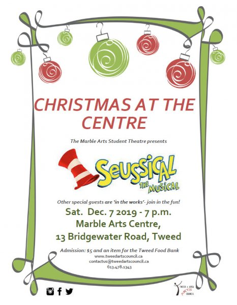 Christmas at the MAC: 'Seussical the Musical'