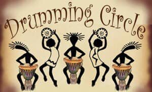 Weekly Drumming and Wellness Event