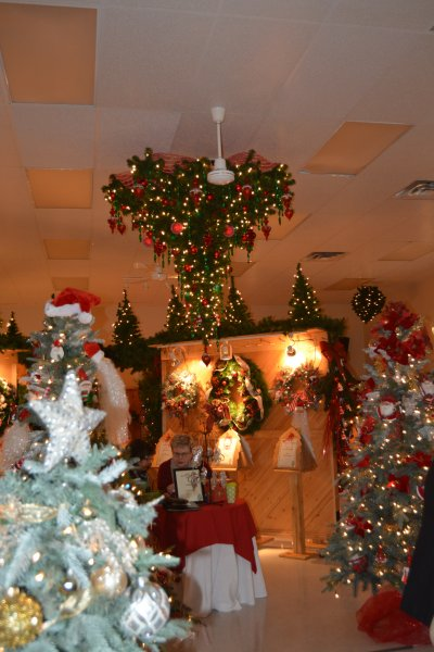 16th Annual Tweed Festival of Trees