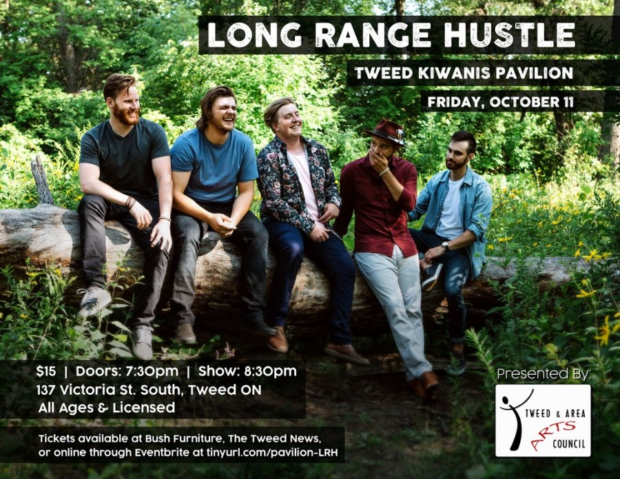 Long Range Hustle at the Tweed Pavilion