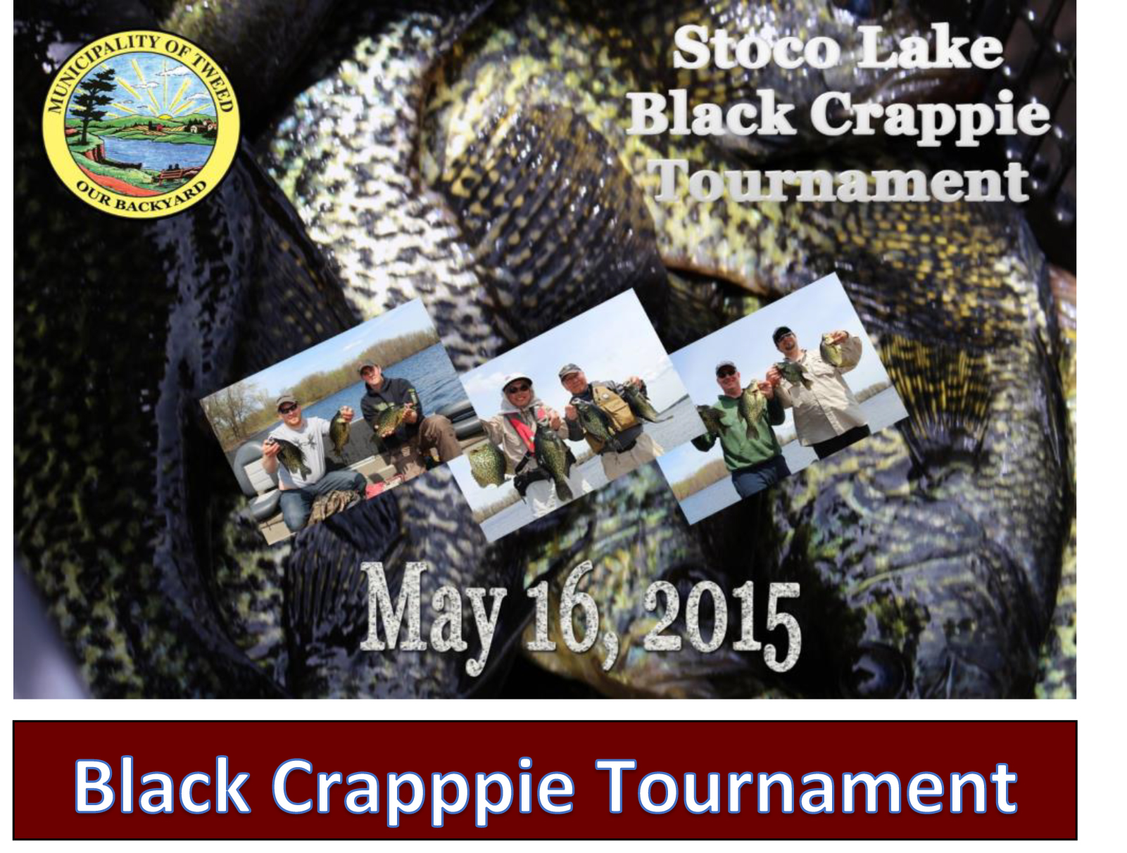 black crapppie tournament