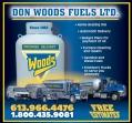 Don Woods Fuels Ltd.