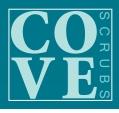 Cove Scrubs