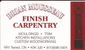 Brian Mousseau Finish Carpentry