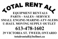 Total Rent-All