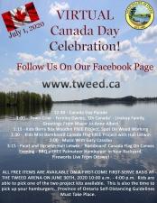 Virtual Canada Day Celebration