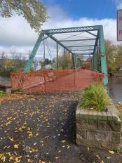 Morton Bridge Temporary Closure